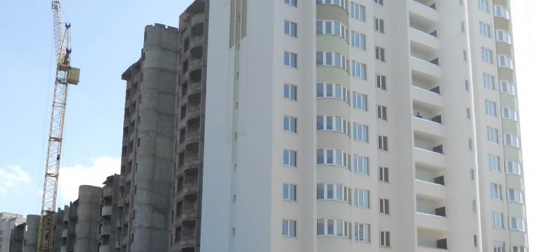 Краткая характеристика второго монолитного жилого комплекса «На Одесской»